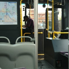 Photo taken at Charm City Circulator Purple Route - Penn Station (Southbound) - #311 by Timothy S. on 10/15/2012