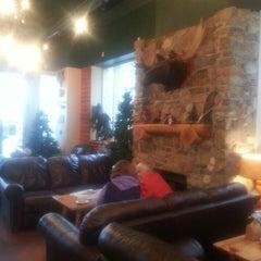 Photo taken at Cabin Coffee by Karyn P. on 9/26/2013