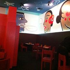 Photo taken at Border Grill Downtown LA by Katrina S. on 2/27/2013