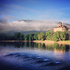Photo taken at The Broadmoor by Will F. on 7/20/2013