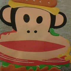 Photo taken at Paul Frank Store by Jess T. on 10/28/2012