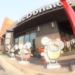 Photo taken at McDonald's (แมคโดนัลด์) by พิริยะ A. on 2/7/2015