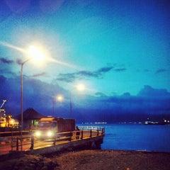 Photo taken at Pelabuhan Gilimanuk by Mohan habibie on 11/5/2012