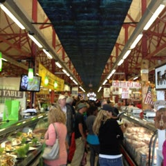 Photo taken at Findlay Market by Virginia B. on 9/29/2012