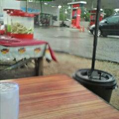 Photo taken at Caltex Sg Ular by Hanz l. on 9/24/2012