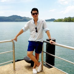 Photo taken at Lipe Resort by ชายน้อย ใ. on 3/16/2013
