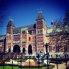 Photo taken at Rijksmuseum by Vladimir K. on 5/2/2013