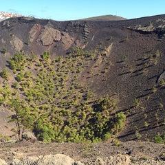 Photo taken at Volcán de San Antonio by Paco Z. on 1/6/2014