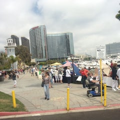 Photo taken at Seaport Village by Julia R. on 7/3/2012