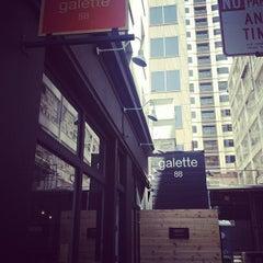 Photo taken at Galette 88 by Melanie N. on 6/11/2012