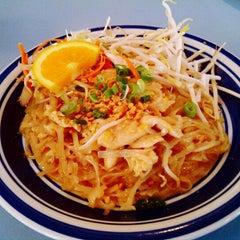 Photo taken at Lanna Thai by John L. on 2/4/2012