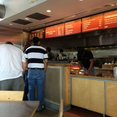 Photo taken at Chipotle Mexican Grill by Izzy G. on 6/15/2013