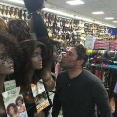 Photo taken at Hair World by Christian S. on 12/30/2015