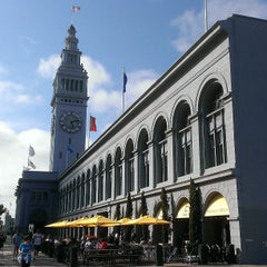 Photo taken at Ferry Building by Derrick C. on 6/5/2013