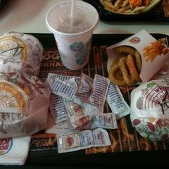 Photo taken at Burger King by Igor G. on 11/23/2012