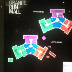 Photo taken at Granite Run Mall by Stevo on 12/26/2012