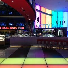 Photo taken at Cinema City (סינמה סיטי) by Matt C. on 1/1/2013