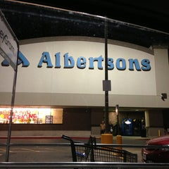 Photo taken at Albertson's by Tracey C. on 2/18/2013