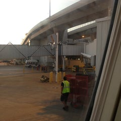 Photo taken at Gate B9 by Tracey C. on 6/1/2013