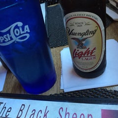 Photo taken at Black Sheep Bah & Grill by Kevin B. on 5/23/2015