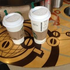 Photo taken at Starbucks by Carlos M. on 10/13/2012