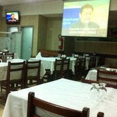 Photo taken at Churrascaria e Pizzaria Charrete by Alexandre C. on 9/16/2012