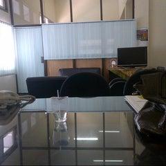 Photo taken at Badan Perpustakaan dan Kearsipan Provinsi Jawa Timur by Athiyyah Dini on 11/1/2013