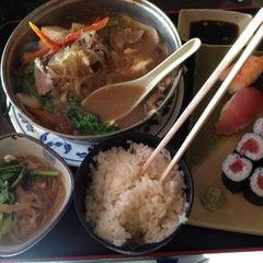 Photo taken at Katana-Ya Ramen by Teri L. on 10/5/2012