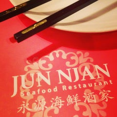 Photo taken at Jun Njan Restaurant by Novianty R. on 5/10/2015