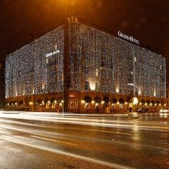 Das Foto wurde bei Le Méridien Grand Hotel Nürnberg von @pureGLAMtv am 12/9/2012 aufgenommen