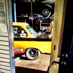 Photo taken at The Garage by Pete P. on 1/13/2014