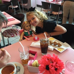 Photo taken at American Girl Boutique & Bistro by Jennifer H. on 11/8/2014