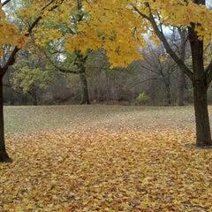 Photo taken at Hidden Falls Regional Park by Jim C. on 10/22/2012
