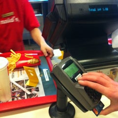 Photo taken at McDonald's by Arthur L. on 2/5/2013
