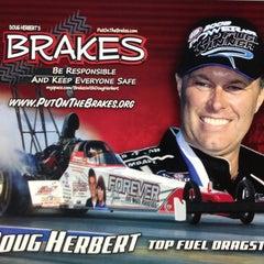 Photo taken at Doug Herbert Racing by Doug H. on 3/1/2013