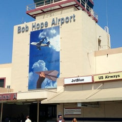 Photo taken at Bob Hope Airport (BUR) by Roger B. on 6/5/2013