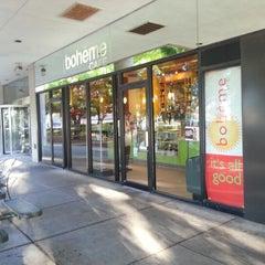 Photo taken at Boheme Cafe by Pete C. on 9/20/2012