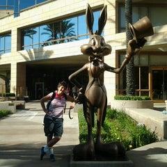 Photo taken at Warner Bros. Studios by Beatrice B. on 10/3/2012