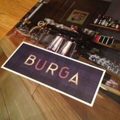 Photo taken at Burga by Andris T. on 10/13/2012
