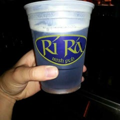 Photo taken at Rí Rá Irish Pub by Danielle B. on 7/14/2013