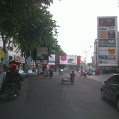 Photo taken at Jalan S.Parman by Iqbal H. on 6/9/2013