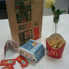 Photo taken at McDonald's by Shiiim J. on 11/5/2013
