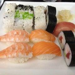 Photo taken at Wok-Sushi by Guendalina B. on 1/8/2013