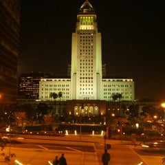 Photo taken at Los Angeles City Hall by Corey P. on 3/28/2013