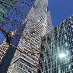 Photo taken at Bank of America Tower by George M. on 2/15/2013