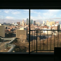 Photo taken at The Westin Kansas City at Crown Center by Mary N. on 2/4/2013