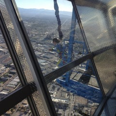 Photo taken at SkyJump by Ray O. on 6/18/2013