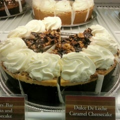 Photo taken at The Cheesecake Factory by Sara R. on 10/14/2012