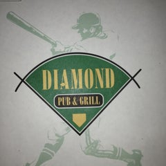 Photo taken at The Diamond by Ryan J. on 1/30/2013