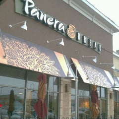 Photo taken at Panera Bread by Debby C. on 2/16/2013